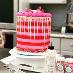 Advanced Cake    3/29   10:00   Richardson