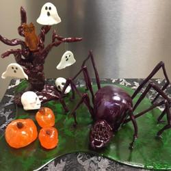 Isomalt  Spider   10/17     10:00   Richardson