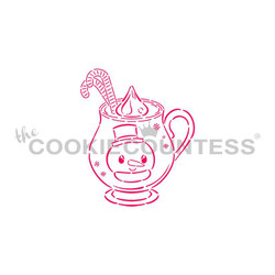 Hot Chocolate Mug PYO