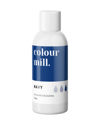 Navy Blue Gel  100ml