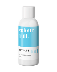 Sky Blue Gel  100ml