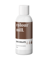 Chocolate Brown Gel   100ml