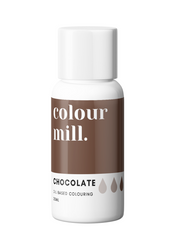 Chocolate Brown Gel  20ml