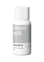 Concrete Gray Gel  20ml