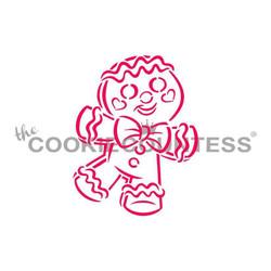 Happy Gingerbread Man PYO