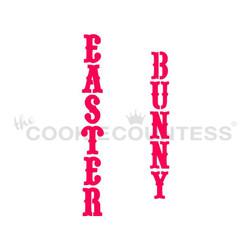 Easter & Bunny Vertical