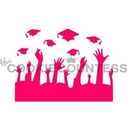 Throwing Grad Hats