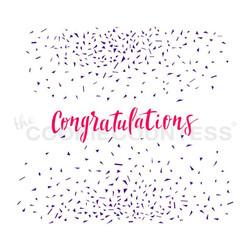 Congratulations & Confetti 2Piece