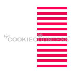 Narrow Stripes Half Sheet