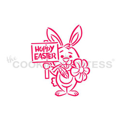 Bunny & Sign PYO
