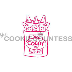 Color My World Crayons