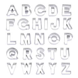 Alphabet Cutter Set