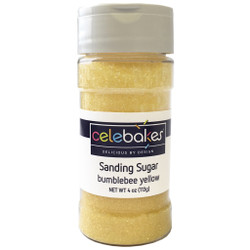 Bumble Bee Yellow Sanding Sugar