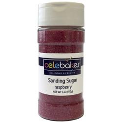Raspberry Sanding Sugar