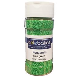Lime Green Nonpareils