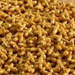 Gold Cross Sprinkles