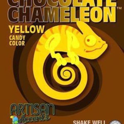 Yellow Chameleon Candy Color