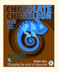 Blue Chameleon Candy Color