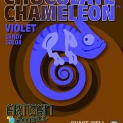 Violet Chameleon Candy Color