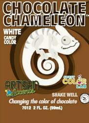 White Chameleon Candy Color