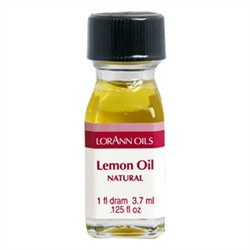 Lemon Oil Flavor