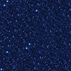 Hologram Blue Galaxy Dust