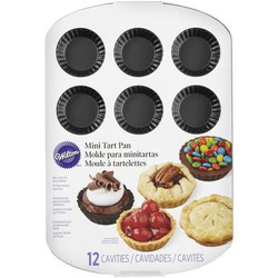 Mini Tart Pan 12 Cavity