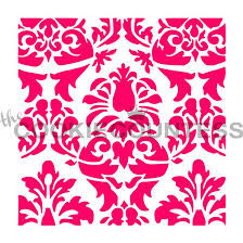 Lovely Damask