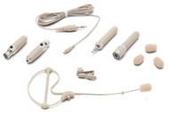 Shure SE10 - Earset Microphone with Miniature Condenser Capsule