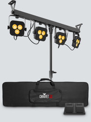 CHAUVET 4BARLT QUAD BT LED Wash Lights