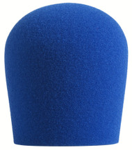 ROYAL BLUE SupremeFit™ Handheld Microphone Windscreen