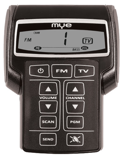 MYE Entertainment 900MHz System Receiver