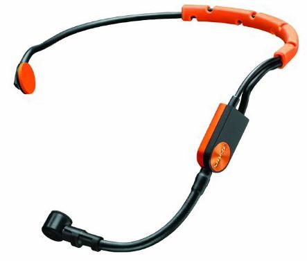 SupremeFit™ Headset Mic RED Foam Windscreens - SMALL - 10-PAK