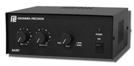 Grommes-Precision Power Amplifiers - BASIX Series