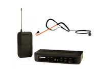 Shure BLX UHF System(BLX4 Receiver + BLX1 Beltpack) + Cyclemic CM11H-SH - $689.99