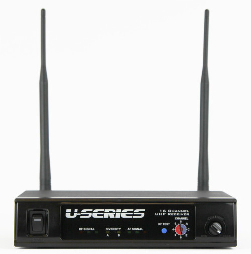 Fitness Audio SDR-5716 U-Series 16-Channel Receiver