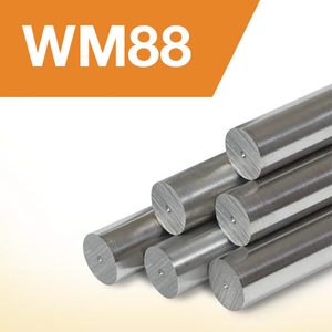 "WM88 Bar Stock: 2.25"" Diameter (12"" Length)"