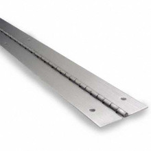 "54"" Continuous Stainless Steel Piano Hinge (P1500)"