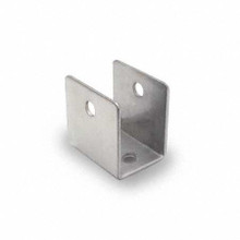 "3/4"" Stamped Stainless Steel U-Bracket (4030.75SS)"