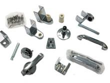 Plastic Laminate Door Kit (ADA) w/ Concealed Latch