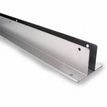 "47"" x 1/2"" Stainless Steel Continuous T-Bracket (6000.5SS-47)"