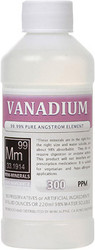 Vanadium comes in 8, 16 and 128 ounces.