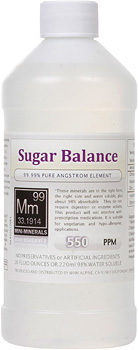 Sugar Balance comes in a 16 ounce bottle.