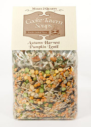 Autumn Harvest Pumpkin Lentil