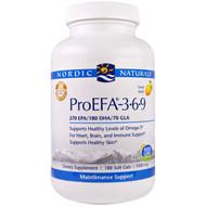 Nordic Naturals- PRO EFA-369 Complete Omegas - 180 Soft Gels