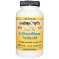 Healthy Origins L-Glutathione Setria 500 mg 60 caps