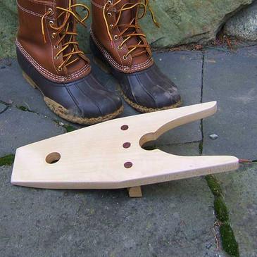 Hardwood Boot Jack