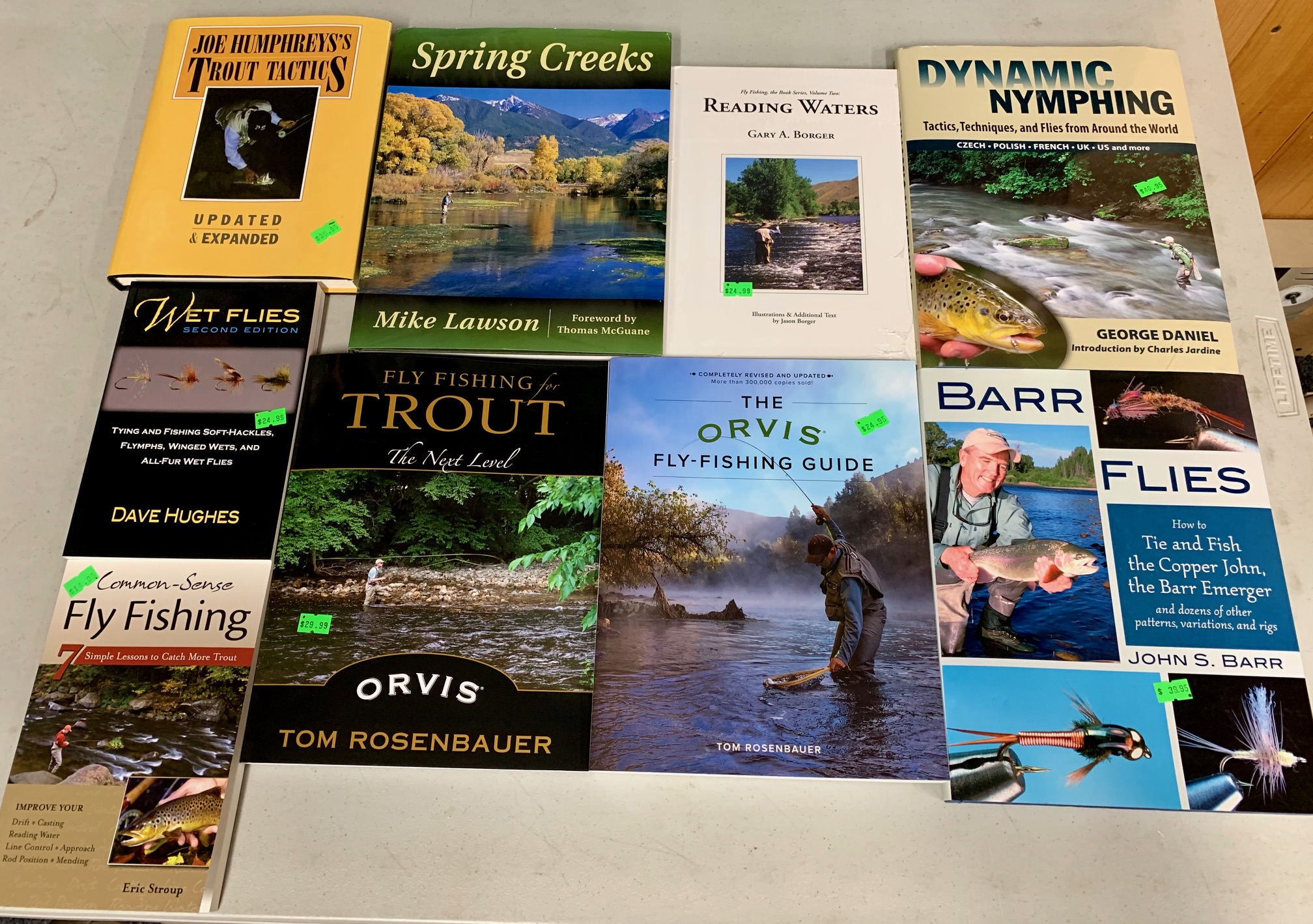 10 Of Torrey S Favorite Books December 2018 Upcountry Sportfishing