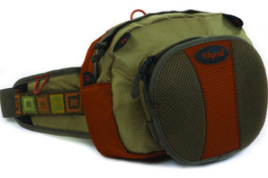 Fishpond Arroyo Chest Pack front at Upcountry Sportfishing