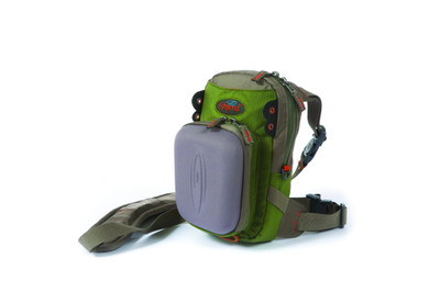 Fishpond Medicine Bow Chest Pack front at Upcountry Sportfishing